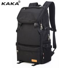 27.66$  Buy now - http://alii2t.shopchina.info/go.php?t=32796993480 - Brand KAKA 3D Fashion Oxford Cloth Men Women Causal Backpack New 40L Business Travel Bag Waterproof Mountaineering Bag 27.66$ #buychinaproducts
