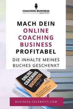 Ein profitables Online-Coaching-Business aufzubauen, muss nicht kompliziert sein. Erfahre in meinem neusten Buch alles über die leistungsfähigsten und günstigsten Tools für die Durchführung und Erstellung deiner Online-Coachings und Kurse, sowie die beste Starter-Strategie für den erfolgreichen Verkauf. Inkl vieler Beispiele für deine Inspiration aus unterschiedlichen Coaching-Nischen. Ich schenke dir jetzt die Inhalte gratis und bitte dich lediglich, Produktions- u Versandkosten zu übernehmen. Personal Branding, Baileys Recipes, Entj, German Language, Online Coaching, Business Branding, Hustle, Online Business, Career