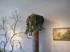 Tree Wrought Iron Wall Art, Inspirational Wall Art, Plants, Plant, Planets