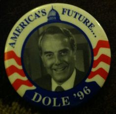 a history of how bob doles career in politics run through Bob dole began his political career in the senate, where he worked his way up the ranks, and gained national attention he was selected as gerald ford's running mate in 1976, but the two lost the election to jimmy carter and walter mondale.