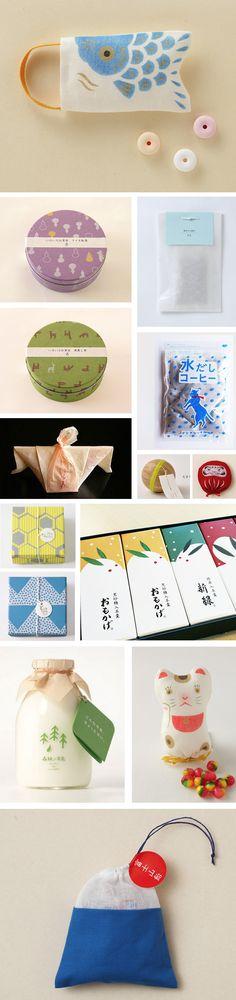 Tema: Japansk förpackningsdesign