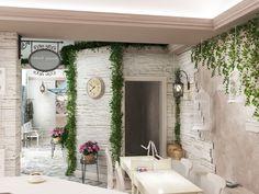 Дизайн-проект салона красоты г. Краснодар on Behance Home Beauty Salon, Beauty Salon Decor, Beauty Salon Design, Hair And Beauty Salon, Beauty Room, Nail Salon Decor, Beauty Salon Interior, Salon Interior Design, Home Gym Design