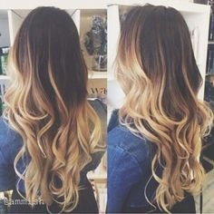 Love the color and curls ♥