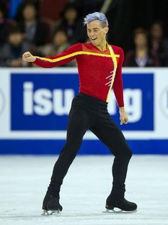 Adam Rippon, US finishes 4th at Skate Canada 2015
