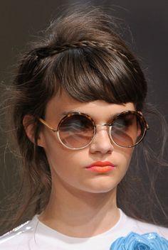 La bouche fluo : un maquillage vitaminé ! - Marie Claire