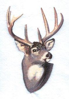 Free Deer Machine Embroidery Designs | deer embroidery design deer embroidery design 4 25 4 reviews h w 86 36 ...