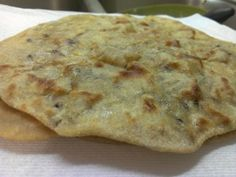 Aloo parantha - Whitbits Indian Kitchen
