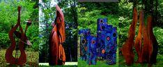 cool garden sculptures