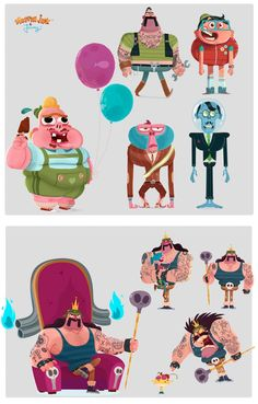 Illustration | Character Design