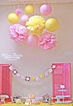 Pink Lemonade Banner. $20.00, via Etsy.