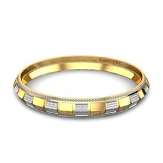 Add a classic gold kada to your outfit that you won't have to take off irrespective of what you choose to wear for the day. This plain gold kada complements anything you wear and is quite easy-going! Mens Gold Bracelets, Mens Gold Rings, Mens Gold Jewelry, Gold Bangle Bracelet, Bangle Set, Bracelet Men, Gold Bangles Design, Gold Jewellery Design, Gents Bracelet