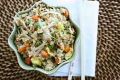 Veggie Fried Rice  –  Annie's Eats