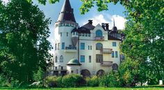 Rantasipi Imatran Valtionhotelli Imatra Set in an elegant castle by the River Vuoksi, this spa hotel has hot tubs, saunas and relaxation pools. Discounts on numerous body and beauty treatments are also offered.