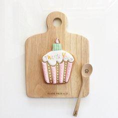 Cupcake cookies // Petite fille by JJ