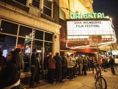 This morning, the Milwaukee Film Festival announced the official dates of its upcoming 2015 edition. The 15-day extravaganza of movies, short movies, educational movie screenings, post-movie conversations and panel discussions - likely about movies - will run from Thursday, Sept. 24 through Thursday, Oct. 8.
