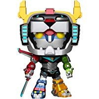 Voltron Voltron Metallic Tall US Exclusive Stylized Pop! Action Toys, Action Figures, Marvel Pop Vinyl, The Grinch Movie, Wwe The Rock, Butler Anime, Batman Figures, Pop Vinyl Figures, Vinyl Toys