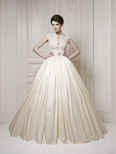 Ersa Atelier Wedding Dresses 2013 Make Way for the Queen Bridal