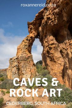 When you visit the Cederberg two hours north of Cape Town, don't miss the Stadsaal Caves and San rock paintings of elephants that were painted at least 1000 years ago. African Holidays, All About Africa, Visit South Africa, Wildlife Safari, Travel Guides, Travel Tips, Slow Travel, Africa Travel, Countries Of The World