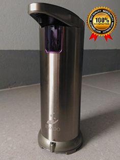 EVADO Automatic Soap Dispenser with Waterproof Case EVADO