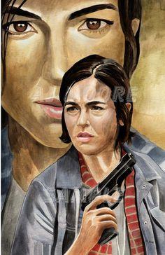 Tara - by Artist AJ Moore by GudFit.deviantart.com on @DeviantArt