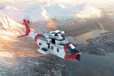 AW101 - Norway