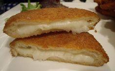 Sándwich frito
