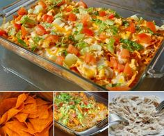 Doritos Chicken Casserole Is Perfect For Mexican Lovers | The WHOot