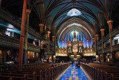 Montreal 2015 Basilique Notre-Dame-de-Montréal