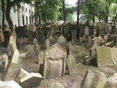 Cementerio Judio, Praga