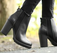 Replay black Ankle Boot
