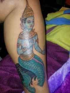 Thai mermaid!
