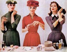 Acrilan Clothing Advertisement 1956