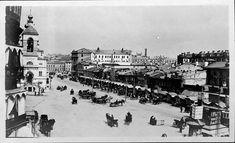Фотографии Москвы 1909 г.. История России. Дореволюционная Россия.