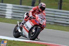 Andrea Dovizioso, Ducati Team, MotoGP Grand Prix van Nederland 2014, MotoGP