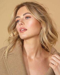 54 Best Ideas for hair makeup photography hairstyles Beauty Makeup, Hair Makeup, Hair Beauty, No Makeup, Makeup Glowy, Contouring Makeup, Blonde Makeup, Blonde Color, Hair Color