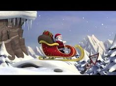 Betrunkener Weihnachtsmann :D - Lustiges Weihnachtsvideo {Santa Claus drunk} (Animation) - YouTube
