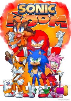 : Bring the Boom:. by stingybee on DeviantArt Sonic 3, Sonic And Amy, Sonic And Shadow, Sonic Fan Art, Nintendo Sega, Sonic Heroes, Video Game Development, Sonic Fan Characters, Cartoons