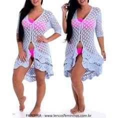Tricô tricot body saída de praia piscina navio litoral lenços vestido kimonotricot kimono cropped vestido mini saia brincos maxi colar echarpe moda feminina fashion vendaonline bandana lencinhos loja virtual acessórios Femininos