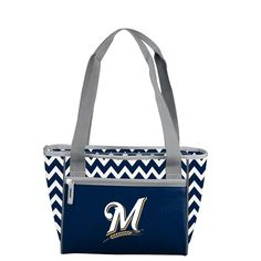Milwaukee Brewers MLB 16 Can Cooler Tote