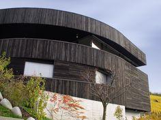 pauhof architekten / villa d, bressanone