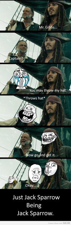 Just Jack Sparrow