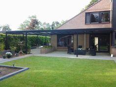 terrasoverkapping (de Carport Harderwijk)