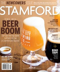 Stamford  Magazine •