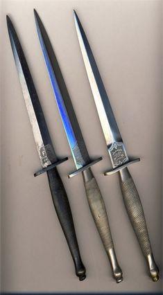 Боевые ножи Fairbairn-Sykes