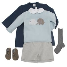 LOOK BABY 30 - SHOP BY LOOK - BABY - online boutique shop for casual and formalwear