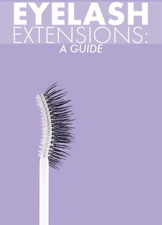 eyelash extensions guide - learn everything you need to know! Beauty Skin, Beauty Makeup, Eye Makeup, Hair Makeup, Semi Permanent Eyelash Extensions, Eyelash Tips, Kiss Makeup, Fake Eyelashes, Health And Beauty Tips