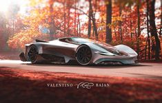 The penultimate post of my SR-44 Raptor, this time on a country road in autumn🍁 . . . #cardesign #cardesignitaly #cardesignworld… Concept Cars, Country Roads, Italy, Autumn, World, Vehicles, Italia, Fall, Cars