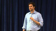 3 pearls of entrepreneurial storytelling: Michael Margolis at TEDxMillRiver