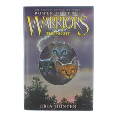 Book: Power Of Three Warriors The Sight, $5