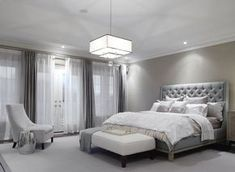 The Elements Of The New Traditional Design  Light Grey BedroomsModern Loving Soft Greens And Blues Mixed With Grey Tones Crisp